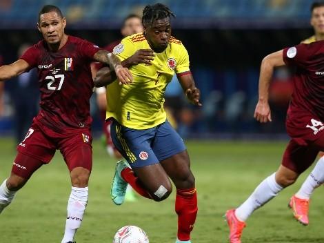 Sin grandes emociones, Colombia y Venezuela no se sacaron ventajas