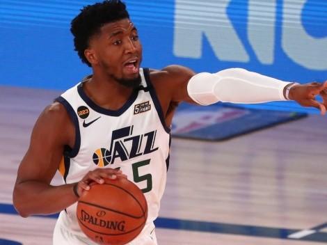 NBA Playoffs 2021: Mike Conley y Donovan Mitchell en duda por los Jazz para el Juego 6