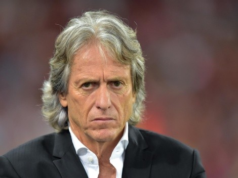 Jorge Jesus quer enfraquecer o Atlético e pede contratação de titular