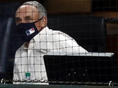 La nueva normalidad aterriza en la MLB
