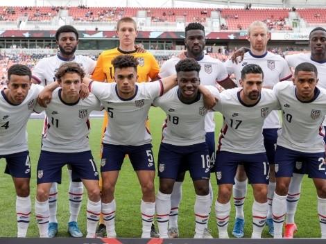 La prenómina de 59 jugadores de Estados Unidos para Copa Oro 2021