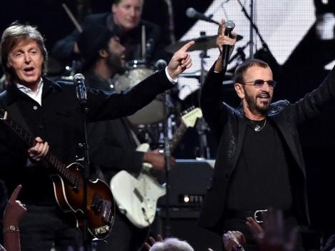 Paul McCartney cumple 79 años: el saludo de Ringo Starr