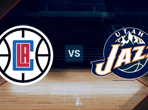 Juego 6   Qué canal transmite Los Ángeles Clippers vs. Utah Jazz EN VIVO por los NBA PlayOffs   semifinal Conferencia Oeste