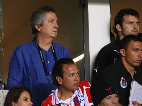 Serie de Chivas revela impresionante regaño de Jorge Vergara a jugadores
