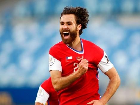 Ben Brereton: 1 gol y solo 2 pases fallados en su primer partido como titular en Chile