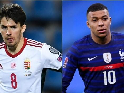 Hungria x França: saiba onde assistir ao vivo à partida da Eurocopa