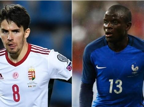 AO VIVO: Hungria x França: acompanhe o minuto a minuto em tempo real da partida da Eurocopa