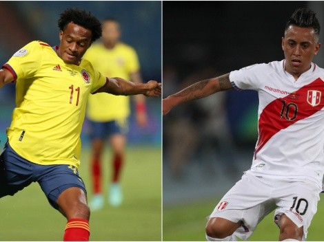 Colombia vs Peru: Confirmed lineups for Copa America 2021 Matchday 3
