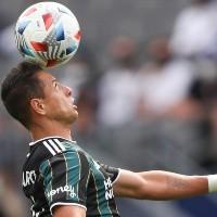 ¿Chicharito volando a la Copa Oro?: la foto que revolucionó Instagram