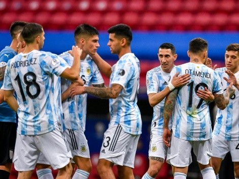 Argentina 1x0 Uruguai: veja o resumo e as estatísticas da partida da Copa América