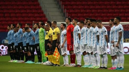 Messi un 8: los puntajes de los jugadores de Argentina frente a Uruguay
