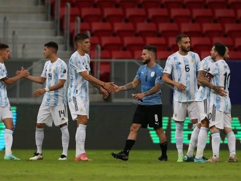 Argentina tiene el segundo mejor invicto de las 10 selecciones top del mundo