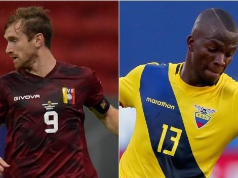 Venezuela x Equador: data, hora e canal para assistir à partida da Copa América
