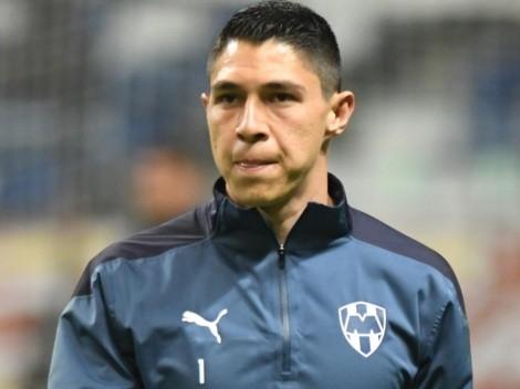 Hugo González confesó que se fue de Rayados porque se metieron con su familia
