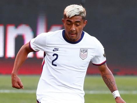 Araujo, el 'robo' de USA a México en prelista de Copa Oro 2021
