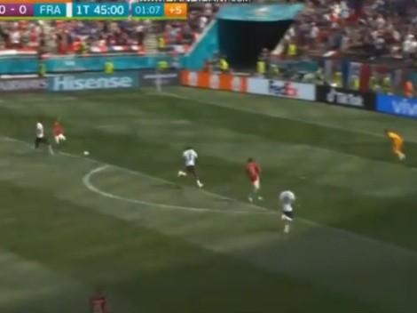 Hungria x França: Attila Fiola abre o placar a favor dos húngaros na Eurocopa; assista ao gol