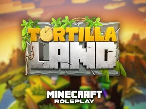 Auronplay revela cuánto cuesta mantener TortillaLand, su servidor de Minecraft