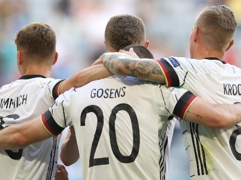 Partidazo en Múnich: a un ritmo frenético, Alemania venció 4 a 2 a Portugal
