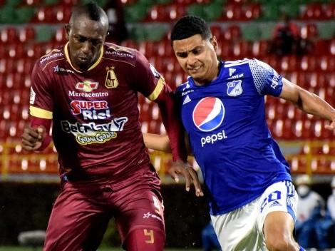 EN VIVO: Millonarios vs. Deportes Tolima