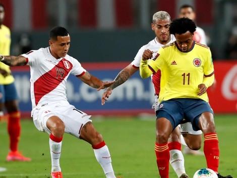Colombia vs. Perú: Dónde, cuándo y cómo VER EN VIVO y EN DIRECTO por la Copa América