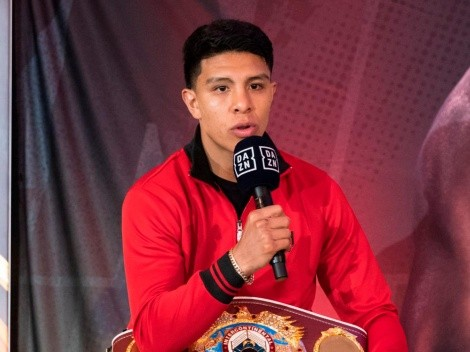 Jaime Munguia desilusionó al elegir próximo rival tras su victoria ante Szeremeta