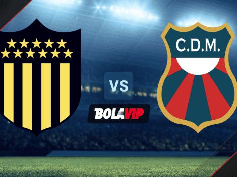 Qué canal transmite Peñarol vs. Deportivo Maldonado por el Campeonato Uruguayo