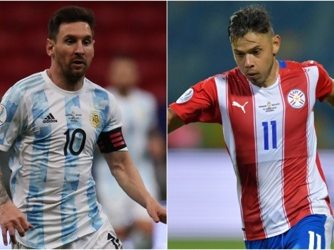 Argentina vs Paraguay: Confirmed lineups for Copa America 2021 Matchday 3