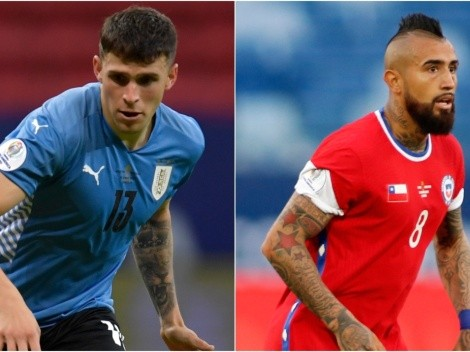 Uruguay vs Chile: Confirmed lineups for Copa America 2021 Matchday 3