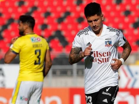 Colo Colo derrotó en un amistoso a Santiago Morning con gol de Brayan Véjar