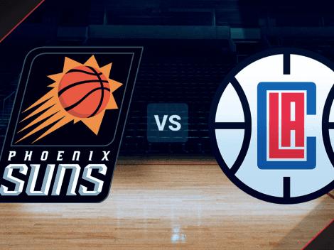 VER HOY   Juego 5 Phoenix Suns vs. Los Angeles Clippers EN VIVO ONLINE por los Play-Offs   Final Conferencia Oeste