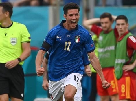 Italia cerró una fase de grupos perfecta y parte como candidato en octavos