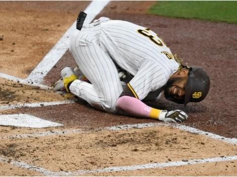 ¿Otra vez? San Diego Padres se preocupa tras nueva lesión de Fernando Tatís Jr.