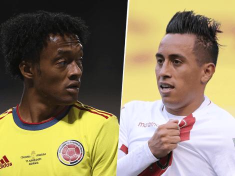 Gran Triunfo del equipo de Ricardo Gareca: Perú le ganó a Colombia por 2-1