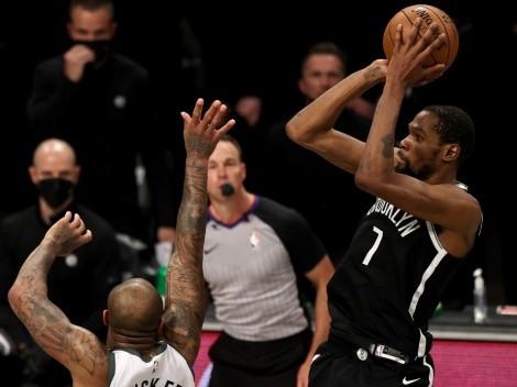 La razón por la que Kevin Durant no pudo ganar el juego 7 entre Nets y Bucks