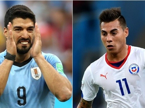 Uruguai x Chile: data, hora e canal para assistir à partida da Copa América