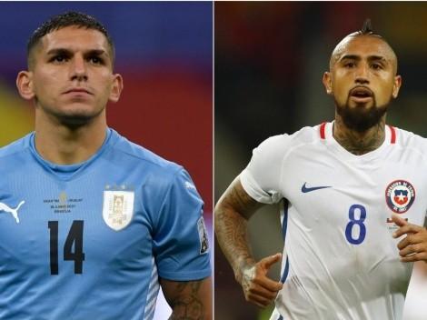 Uruguai x Chile: saiba onde assistir ao vivo à partida da Copa América