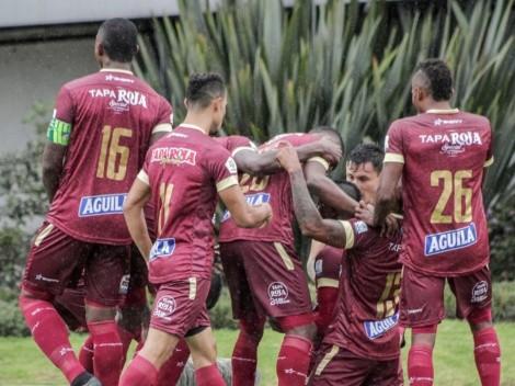 Deportes Tolima lo dio vuelta en Bogotá y es el nuevo campeón de la Liga BetPlay 2021
