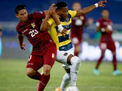 Ecuador and Venezuela draw 2-2: Highlights and goals from the match