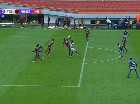 La polémica de la final: una mano en el último minuto que pudo ser penalti para Millos