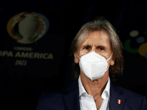 """Ricardo Gareca emocionado por triunfo: """"Perú es una selección que nunca para de crecer"""""""