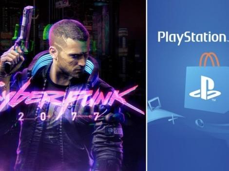 Cyberpunk 2077 regresa a la PS Store y está nuevamente disponible para PS4 y PS5