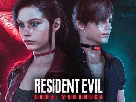 Lanzan la demo gratuita de Resident Evil Code Veronica remake creado por fans