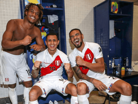 """Alexander Callens resalta el triunfo contra Colombia: """"Gran trabajo y sacrificio de todos"""""""