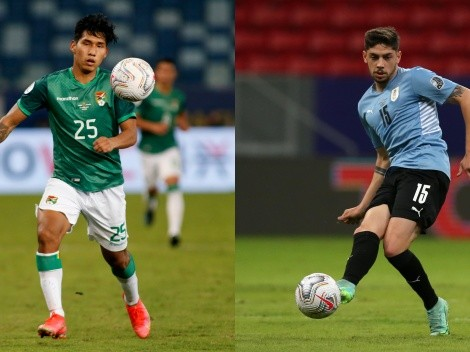 Bolivia vs Uruguay: Date, Time and TV Channel in the US for Copa America 2021
