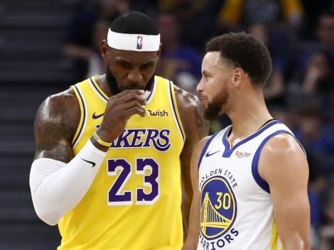 ¿Curry va con USA a Tokio 2020? Tomó la misma decisión que LeBron