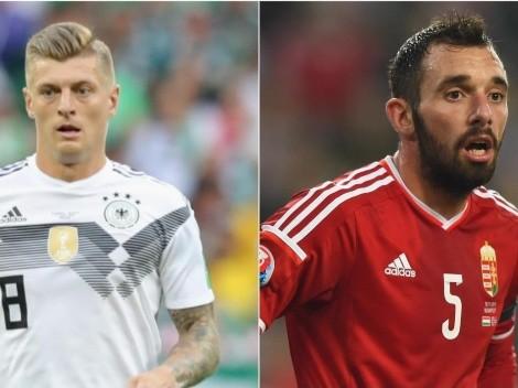 Alemanha x Hungria: data, hora e canal para assistir à partida da Eurocopa