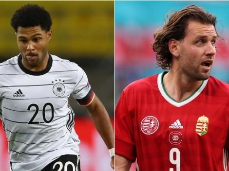 Alemanha x Hungria: saiba onde assistir ao vivo à partida da Eurocopa