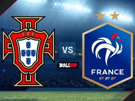 Portugal vs. Francia: Fecha, hora y canal de TV para ver EN DIRECTO el partido por la Eurocopa