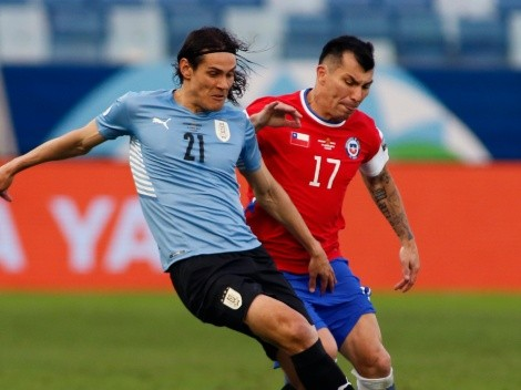 Uruguay and Chile draw 1-1: Highlights and goals from Copa America 2021