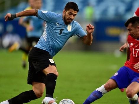 Uruguai 1x1 Chile: veja o resumo e as estatísticas da partida da Copa América
